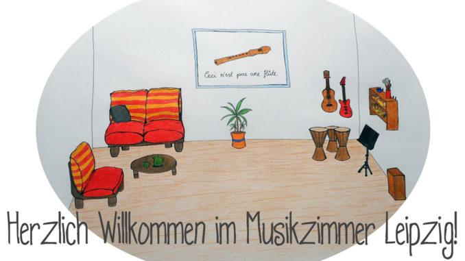 Musikzimmer Leipzig