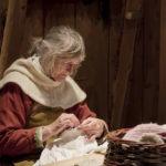Handarbeit im Alter