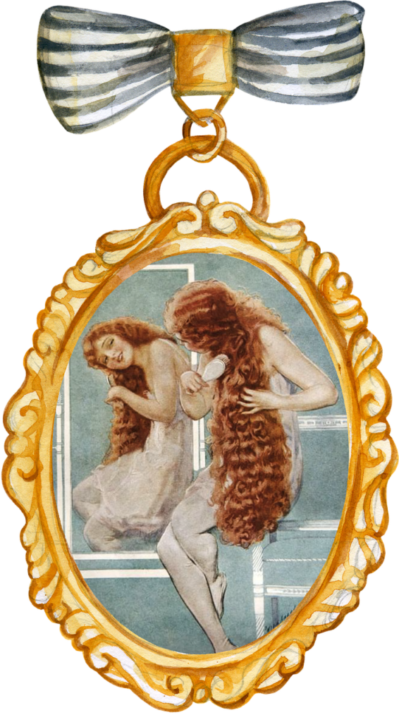 Haarpflege, Beauty-Mythen, Früher bürstete man 100 x am Tag