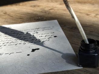 Schreibfeder, Füller, Schreibwerkzeuge