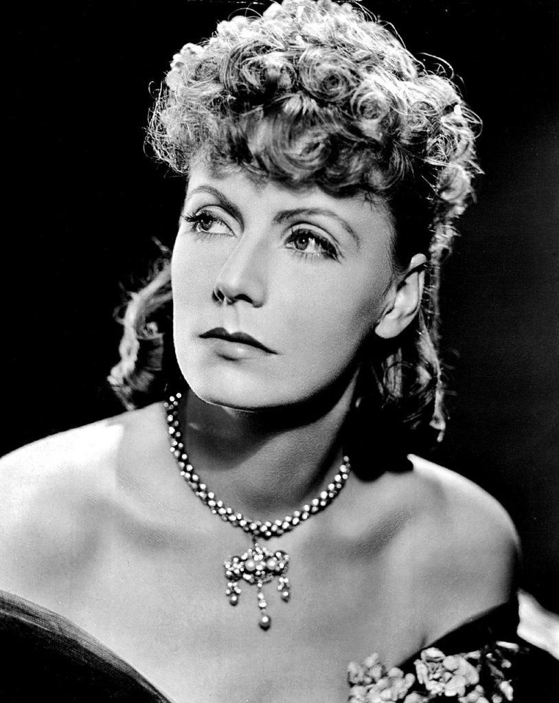 Lippenstiftmode Greta Garbo