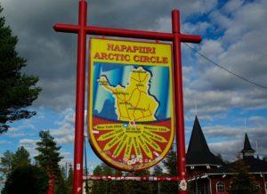 Arctic Circle Napapiiri