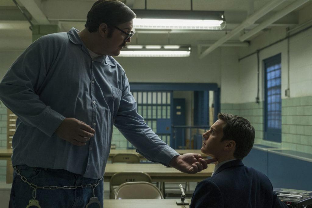 Agent Ford und Edmund Kemper im Gefängnis
