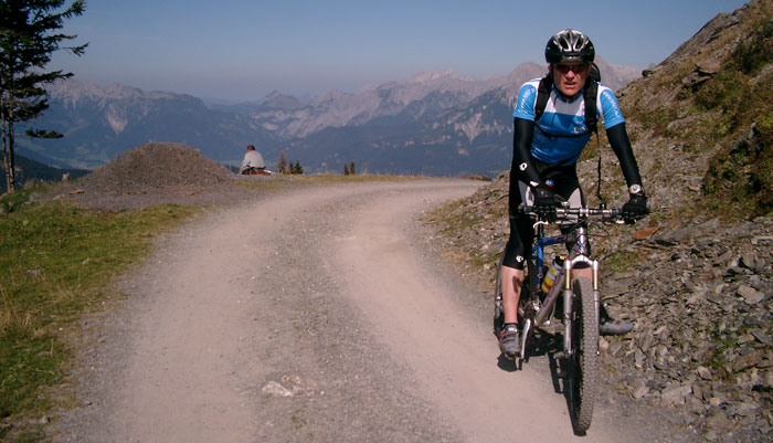 Ausrüstung Mountainbike-Tour