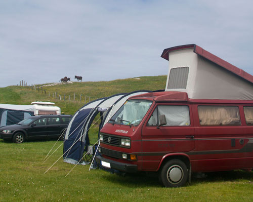 VW T3 Campervan