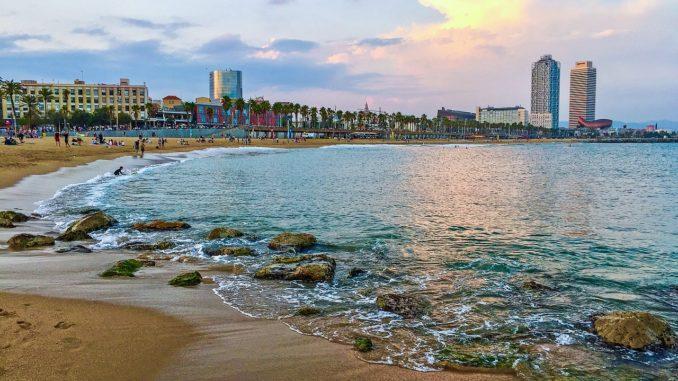 Barcelona die Hauptstadt Kataloniens