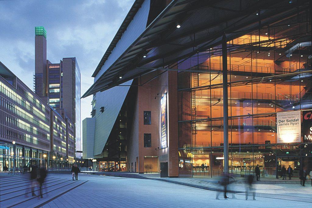 Renzo Piano Potsdamer Platz