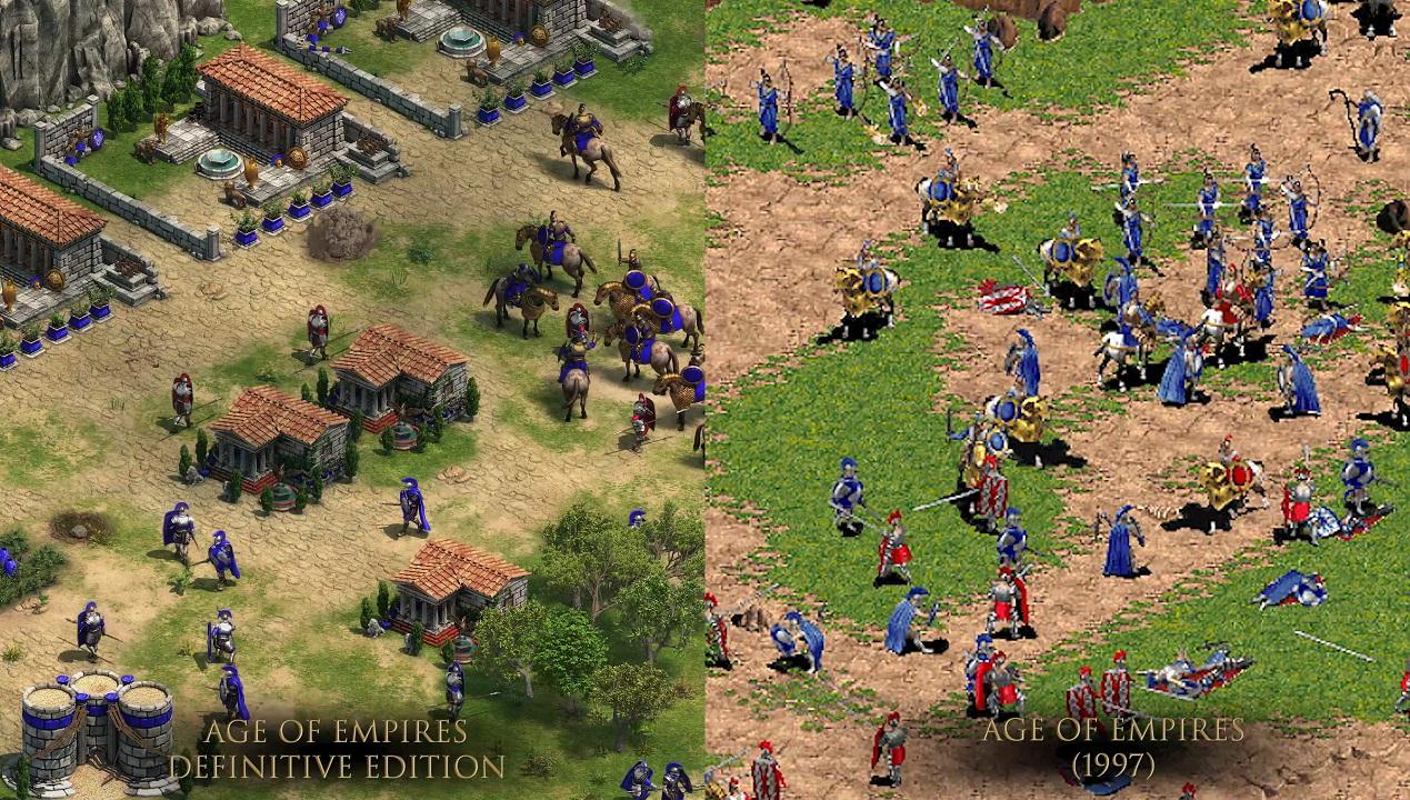 Age of Empires Definite Edition