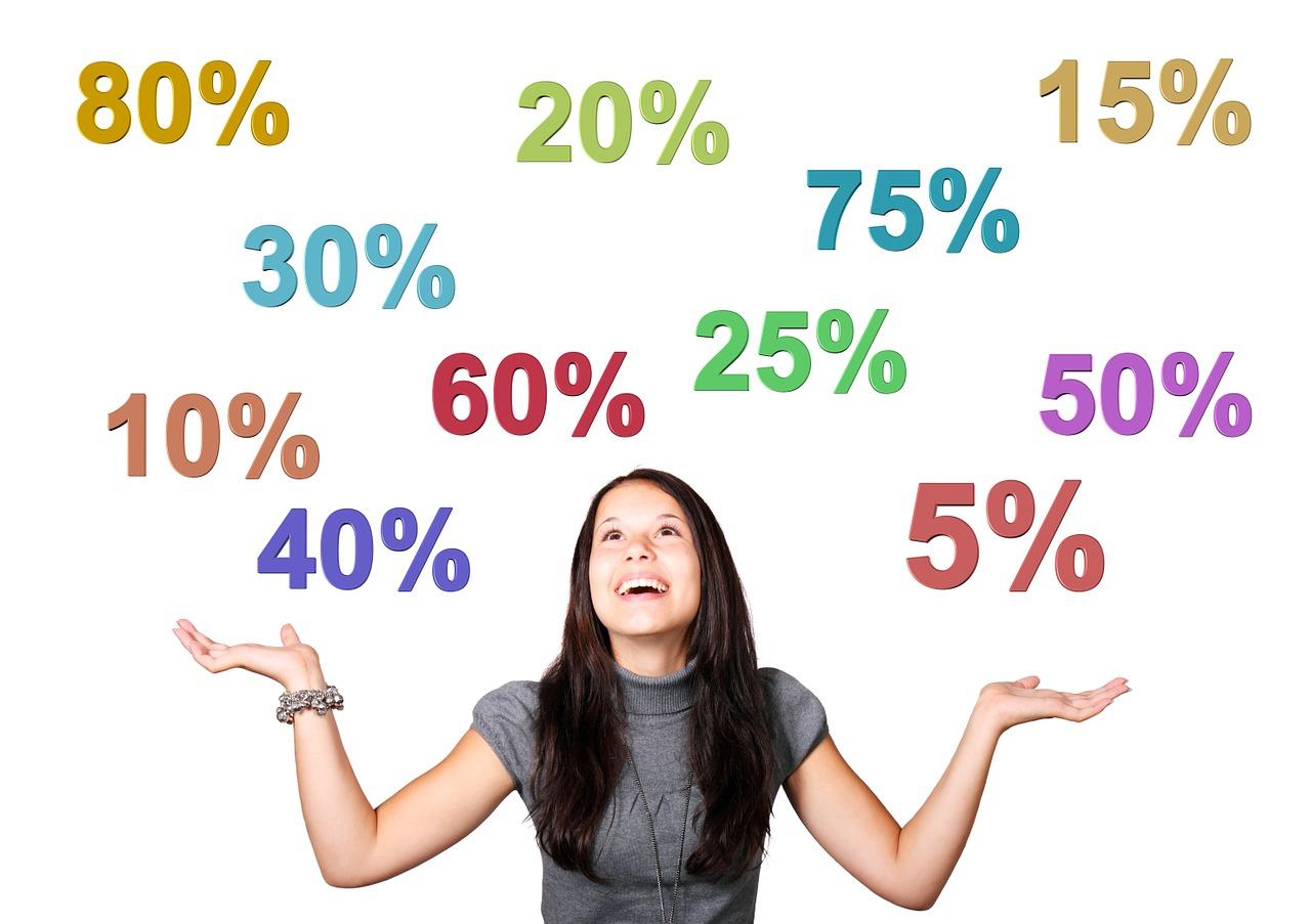 Aktionen, Coupons und Angebote bergen eine Menge Sparpotential.