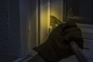 Einbrüche passieren nicht nur in der Dunkelheit