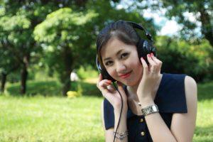 Muttersprachlern zuhören