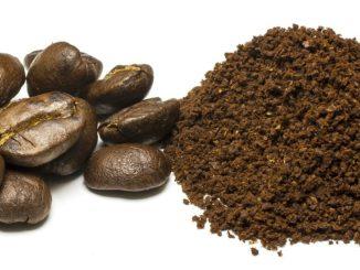 Kaffeesatz , Filterkaffee