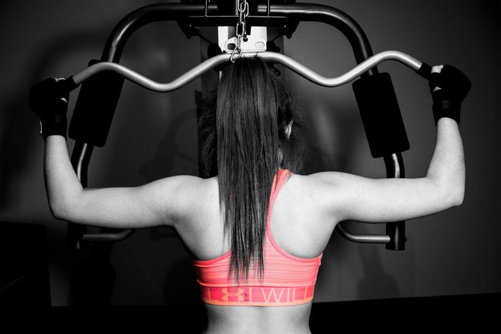 trainigsgerät fitness-studio