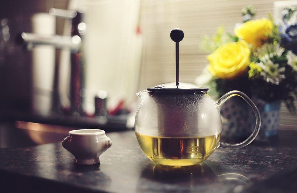 Grüner Tee kurbelt den Fettstoffwechsel an