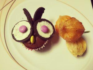 Eulen Muffins