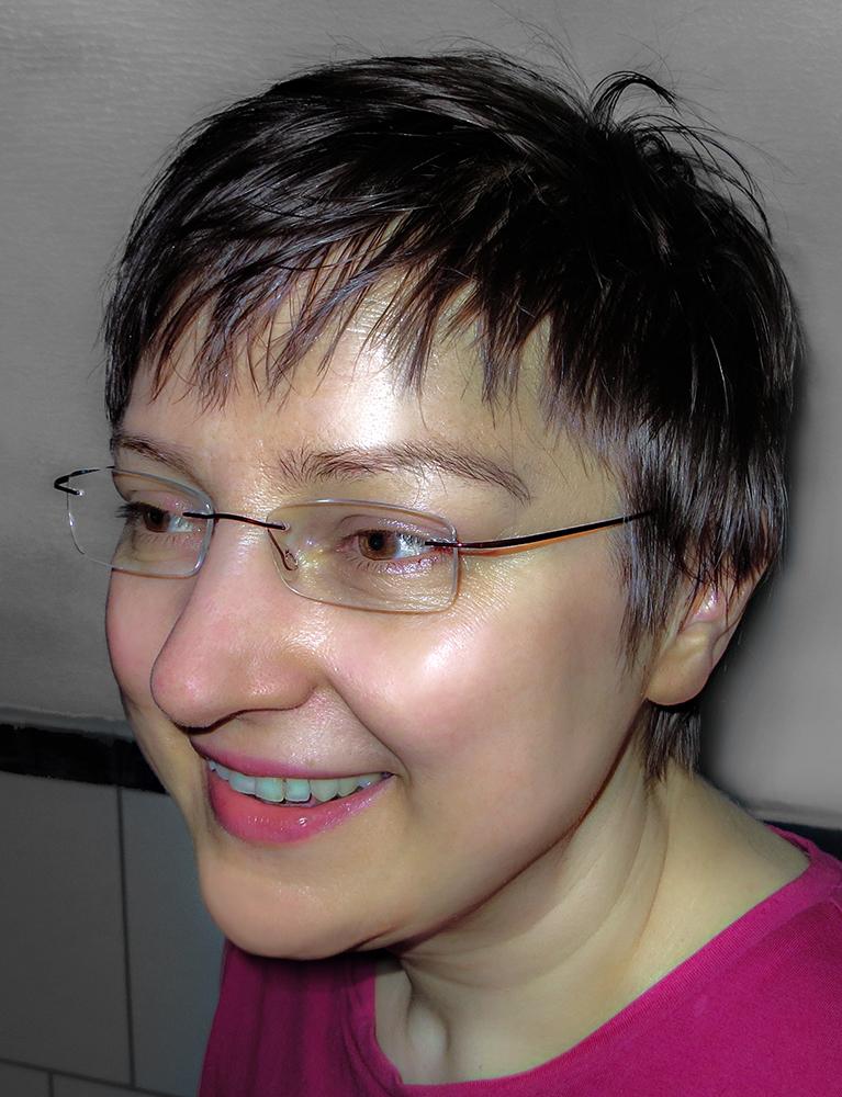 Texterin Michaela Hövermann