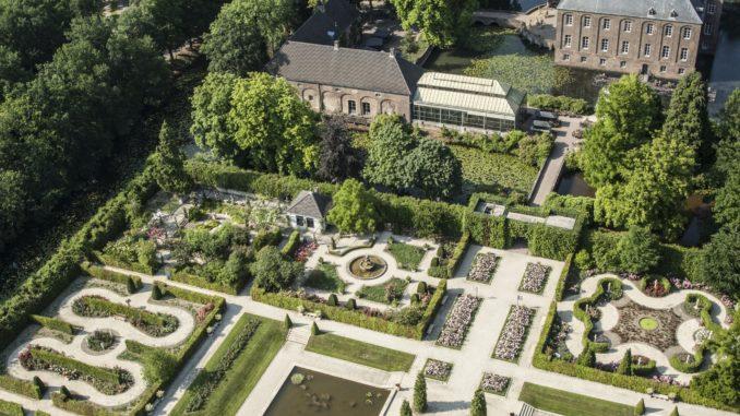 Schlossgärten Arcen