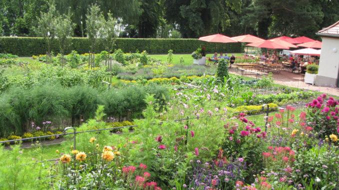 Garten Fraenkel, Kladow