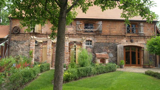 Küchengarten im Zachariashof Oberbarnim