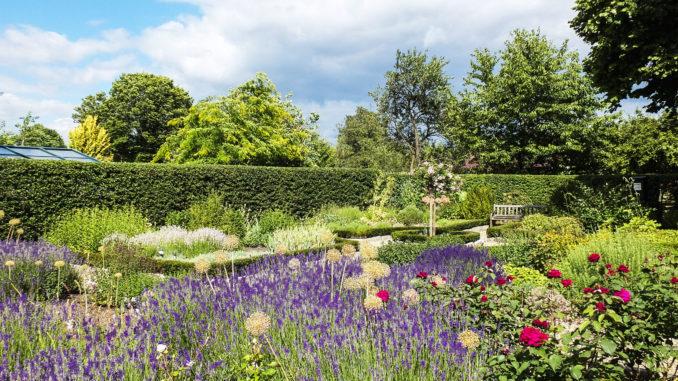 Duftgarten Saargau, Gärten ohne Grenzen