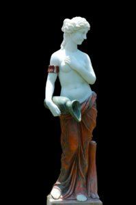 Statue Frauenfigur Antike