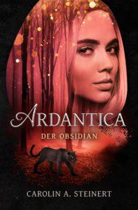 Ardantica Buchcover von C. A. Steinert