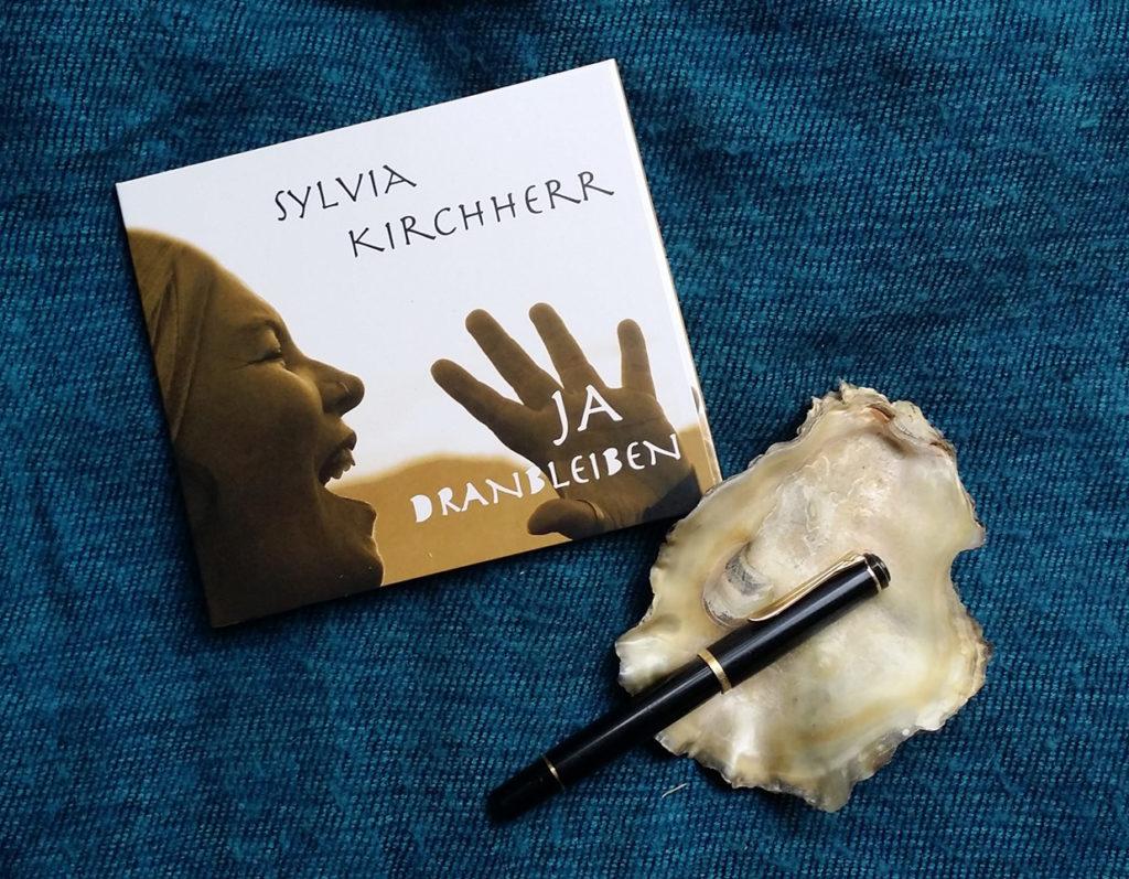 """CD """"Ja, dranbleiben!"""" von Sylvia Kirchherr"""